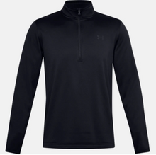 Load image into Gallery viewer, Under Armour Men's Armour Fleece 1/2 Zip - Black (001)