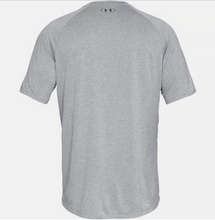 Load image into Gallery viewer, Under Armour Men's Tech 2.0 Short Sleeve Tee Shirt - Steel Light Heather (036)
