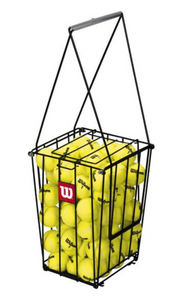 Wilson Tennis Ball Pick Up - 75 ball capacity