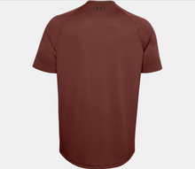 Load image into Gallery viewer, Under Armour Men's Tech 2.0 Short Sleeve Tee Shirt -  Cinna Red (688)