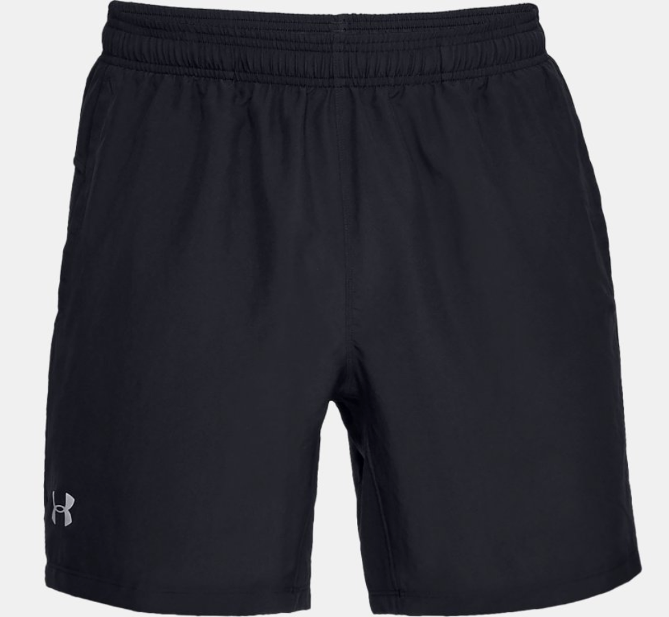Under Armour Men's Speed Stride 7'' Running Shorts - Black