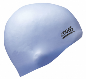 Zoggs Easy-Fit Silicone Swimming Cap - Violet