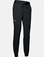 Load image into Gallery viewer, Under Armour Women's Armour Sport Woven Pants - Black