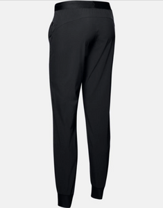 Under Armour Women's Armour Sport Woven Pants - Black