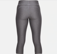 Load image into Gallery viewer, Under Armour Women's HG Armour Capri - Charcoal (019)