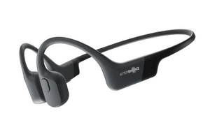 Aftershokz AEROPEX Wireless Bone Conduction Headphones - Cosmic Black