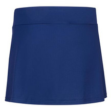 Load image into Gallery viewer, Babolat Women's Tennis Play Skirt - Estate Blue