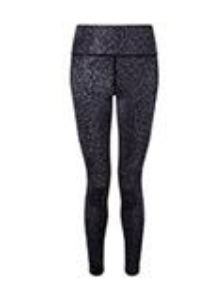 Tri Dri Women's Performance Animal Print Leggings - Leopard