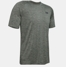 Load image into Gallery viewer, Under Armour Men's Tech 2.0 Short Sleeve Tee Shirt - Green (388)