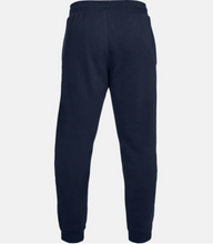 Load image into Gallery viewer, Under Armour Men's Rival Fleece Tapered Joggers - Navy (408)