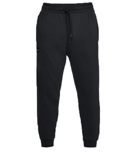 Under Armour Men's Rival Fleece Tapered Joggers - Black (001)