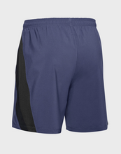"Load image into Gallery viewer, Under Armour Men's Launch SW 7"" Shorts - Blue Ink (497)"