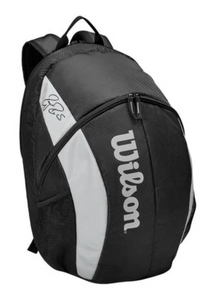 Wilson RF Team Backpack - Black/Grey