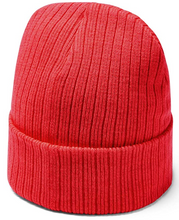 Load image into Gallery viewer, Under Armour Men's Truckstop 2.0 Beanie - Beta Red/Martian Red (632)
