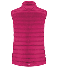 Load image into Gallery viewer, Mac in a Sac Womens Alpine Down Gilet - FUCHSIA