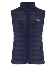 Load image into Gallery viewer, Mac in a Sac Womens Alpine Down Gilet - NAVY