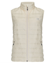 Load image into Gallery viewer, Mac in a Sac Womens Alpine Down Gilet - IVORY