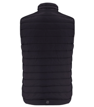 Load image into Gallery viewer, Mac in a Sac Mens Alpine Down Gilet - BLACK
