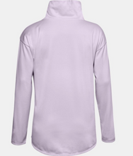 Load image into Gallery viewer, Under Armour Women's Armour Fleece Funnel Neck - Crystal Lilac (570)