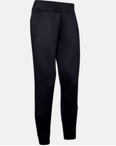 Under Armour Women's ColdGear Armour Pants - Black (001)