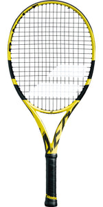 Babolat Pure Aero Jr 25 Inch Junior Tennis Racket - Grip 0
