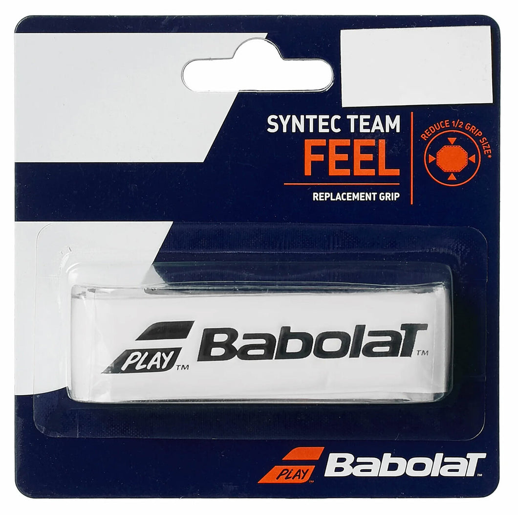 Babolat Syntec Team Replacement Grip - White