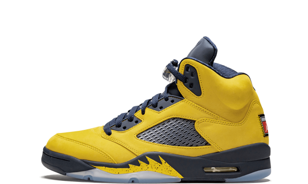 Air Jordan 5 Michigan