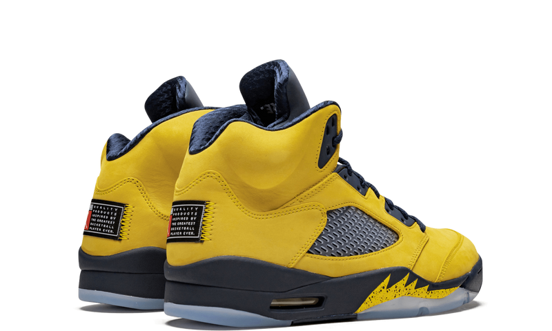 Nike-Air-Jordan-5-Michigan-Amarillo-CQ9541-704-Sneakers-Heat-3