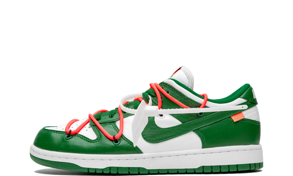 Nike-Dunk-Low-Off-White-Pine-Green-CT0856-100-Sneakers-Heat-1