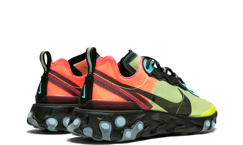 Nike-React-Element-87-Volt-Racer-Pink-Black-Aurora-AQ1090-700-Sneakers-Heat-3