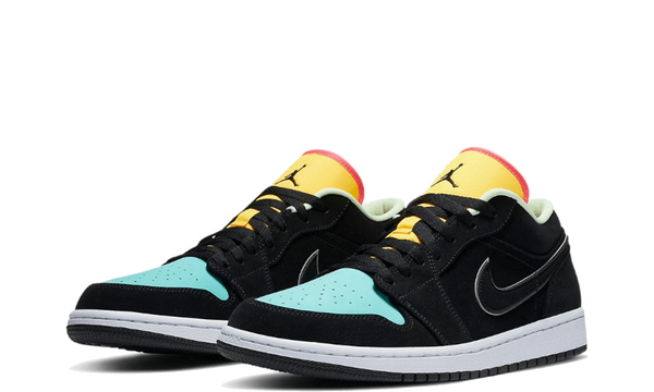 ck3022-013-nike-air-jordan-1-low-black-aurora-green-laser-orange-sneakers-heat-2