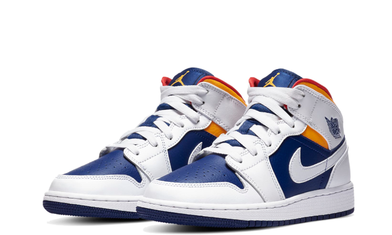 554725-131-nike-air-jordan-1-mid-royal-blue-laser-orange-gs-sneakers-heat-2