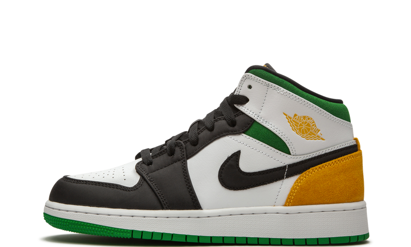 nike-air-jordan-1-mid-white-laser-orange-lucky-green-gs-bq6931-101-sneakers-heat-1