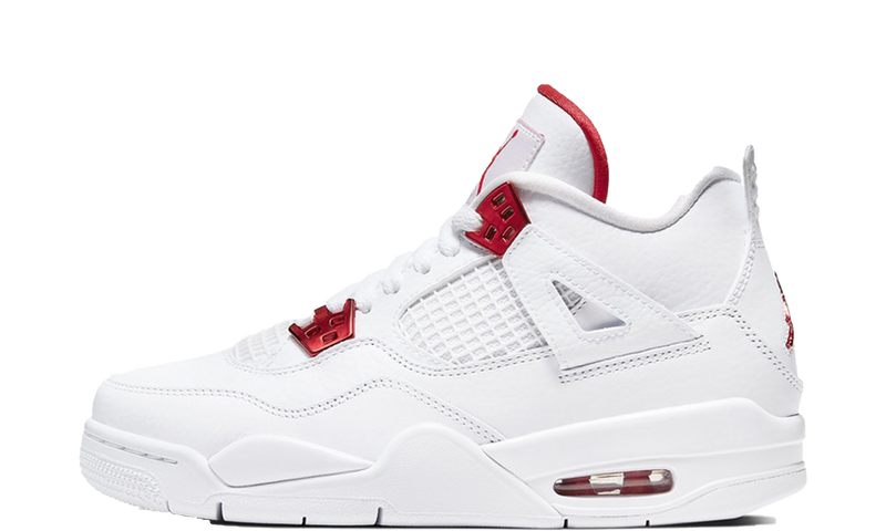 Air Jordan 4 Metallic Red (GS)