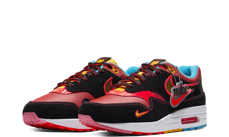 Nike Air Max 1 NYC Chinatown CU6645 001 Release Info