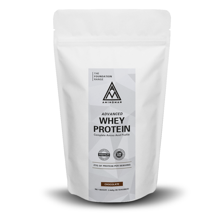 Advanced Whey Protein Powder 2.7KG