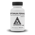 Optimum Female | Natural Hormonal Balance for Women