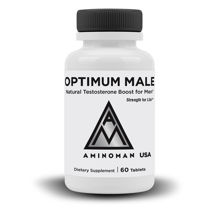 OPTIMUM MALE PLUS | NATURAL TESTOSTERONE BOOST FOR MEN