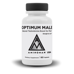 Optimum Male | Natural Testosterone Boost for Men