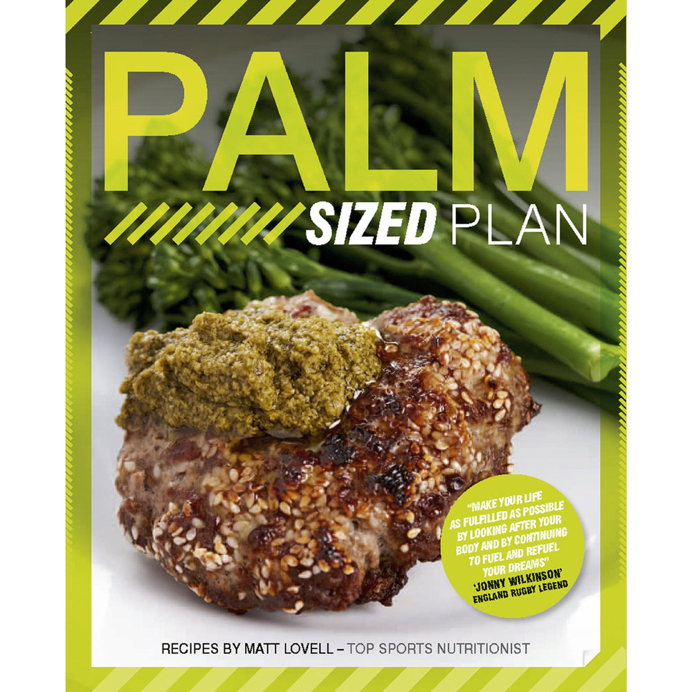 PALM SIZED PLAN and FIST FULL OF FOOD (DOWNLOAD)