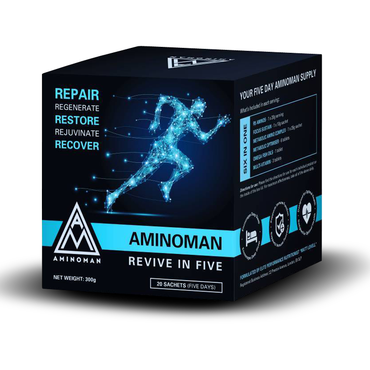 Revive In Five: The Perfect Introduction to Amino Man
