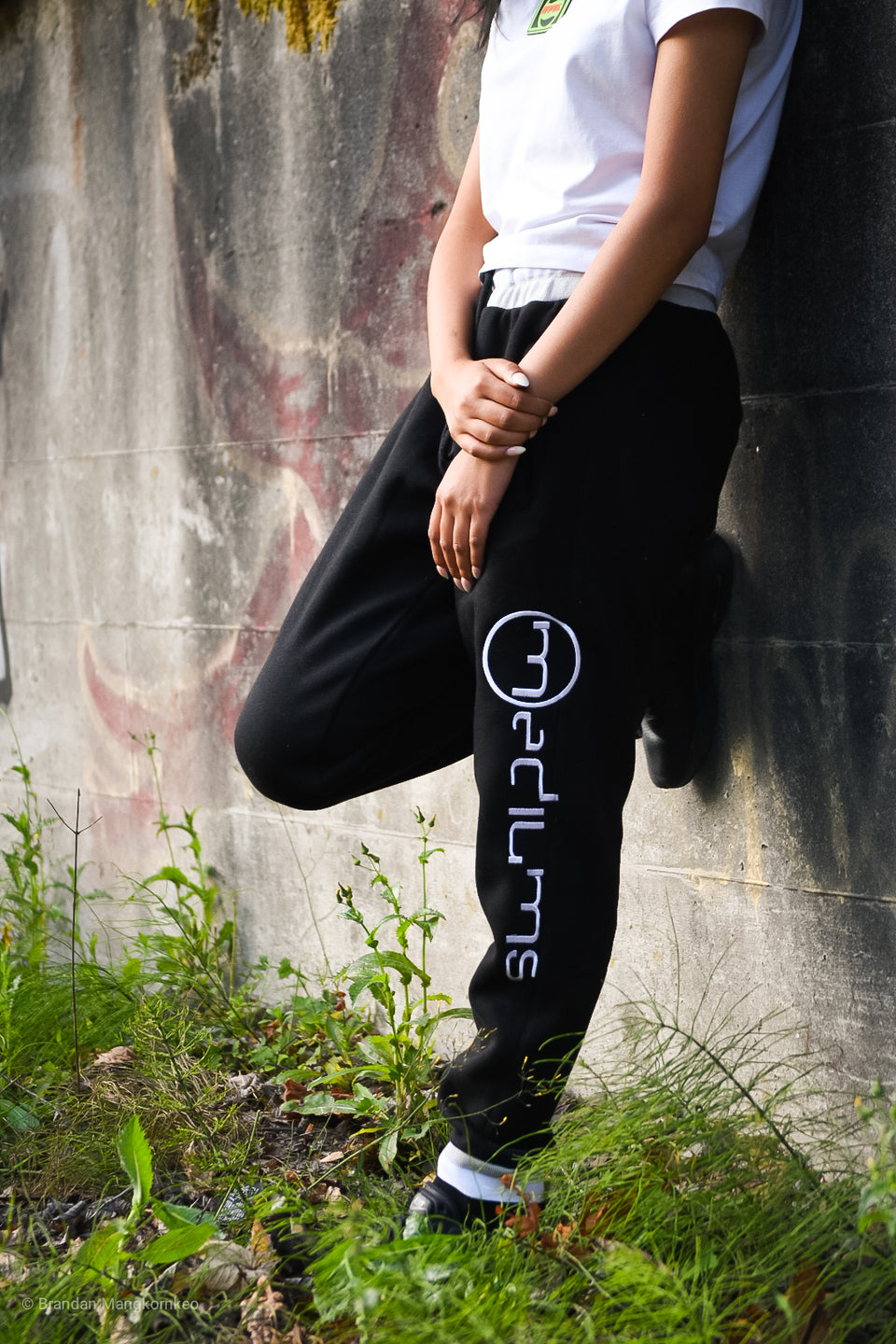 Super Fleece Joggers - Black