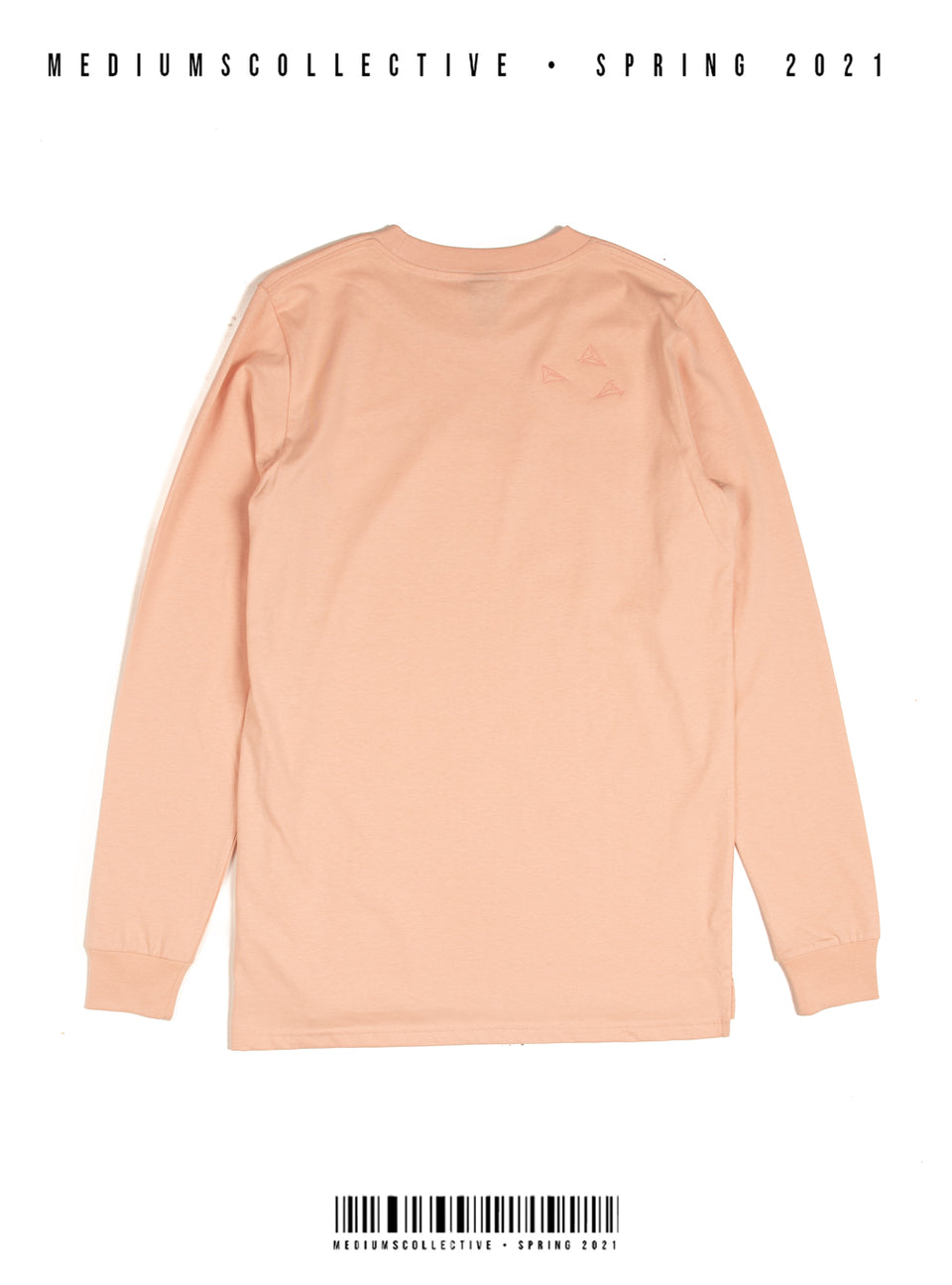 long sleeve, pink, pink salmon, tshirt, spring collection, chess not checkers, premium, cotton, mediums, mediumscollective, designer shirts, streetwear, urbanwear, hiphop fashion, hustle tshirt, old english font, navy, gold, nipsey hussle, knowledge