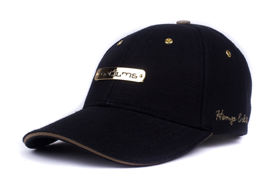 Jasmine Series Cap Black