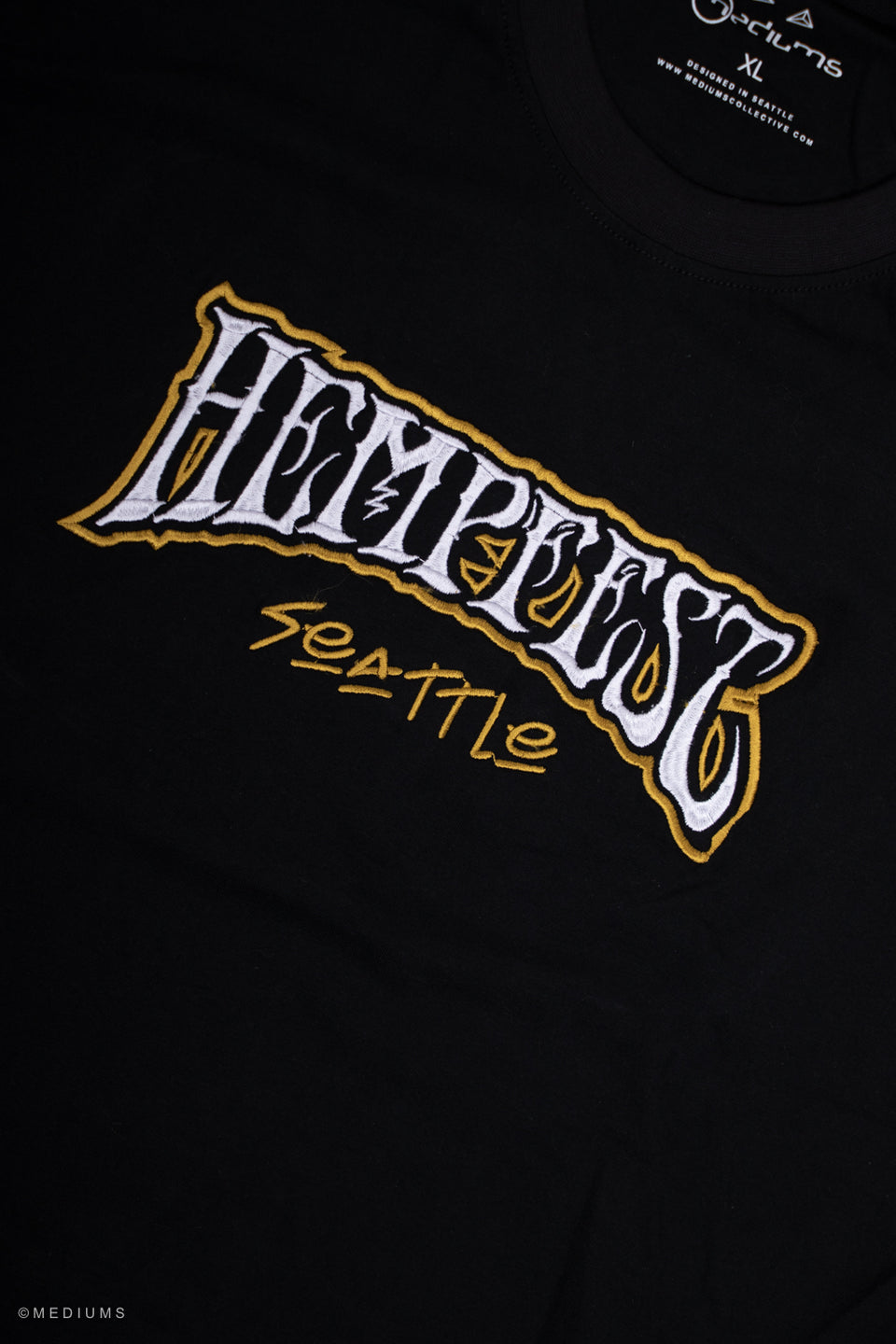 Hempfest T'shirt - Black
