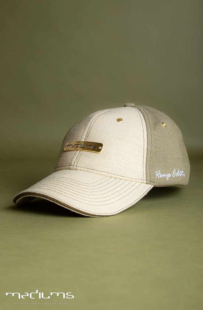 hemp hat, baseball cap, olive, hemp, jasmine
