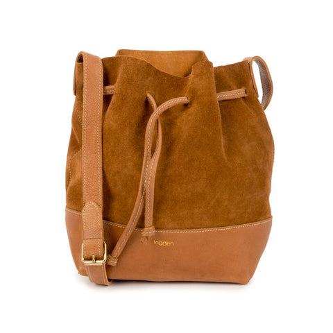 Mini Woode Suede
