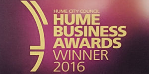 Hume Council award 2016