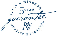 Kelly & Windsor quality seal