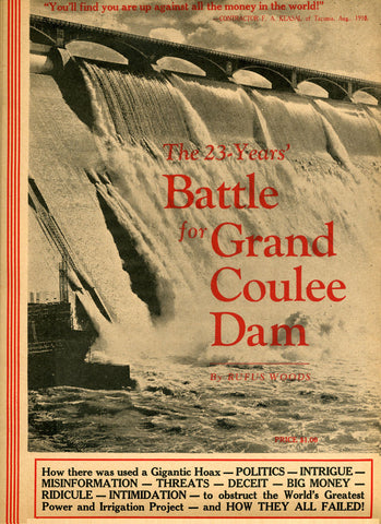 The Battle for Grand Coulee Dam